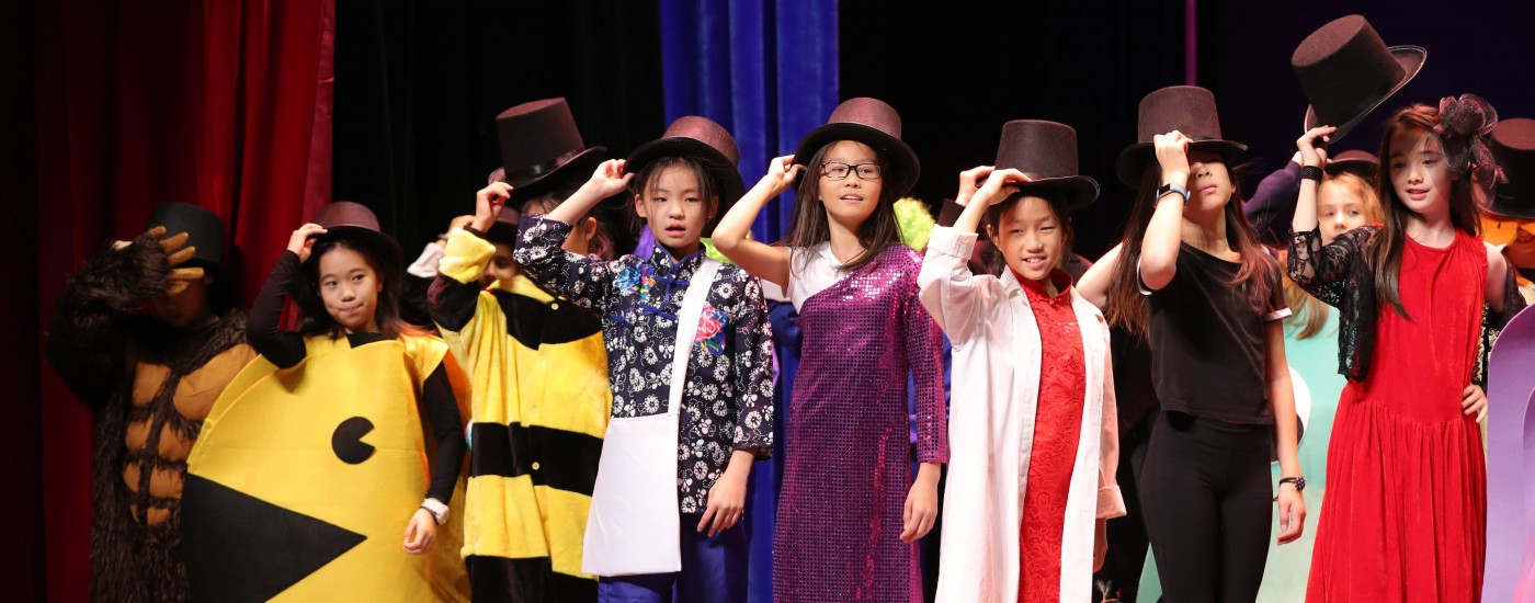 Junior School Production - Dulwich College Shanghai Pudong