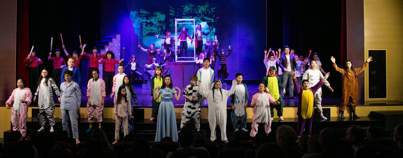 Dulwich Pudong Senior School Production Peter Pan