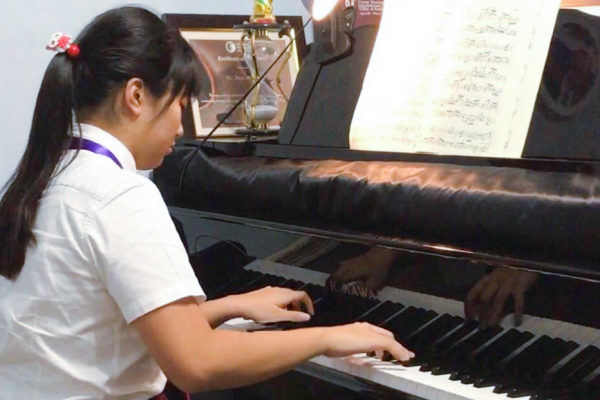 Dulwich Pudong ABRSM results