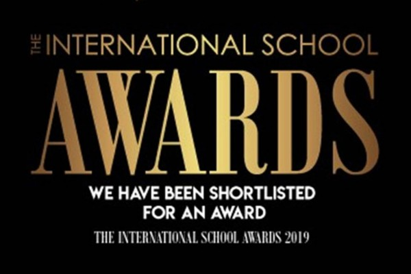 Dulwich Pudong Shortlisted for International School Awards 2019