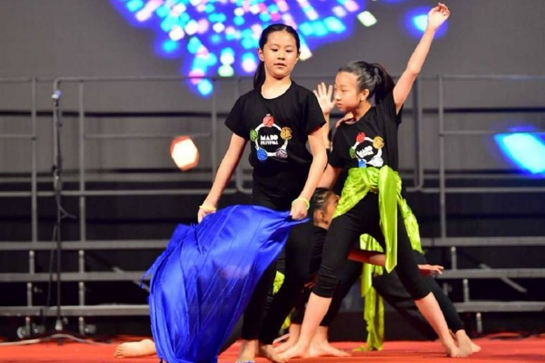 Dulwich College Beijing Students Performing at MADD